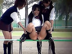 10 movies - School Girl Pissers